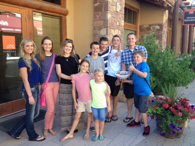 The Gordons at The Canyons resort