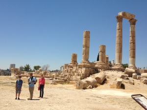 Settlement began at the Amman Citadel over 7,000 years ago.