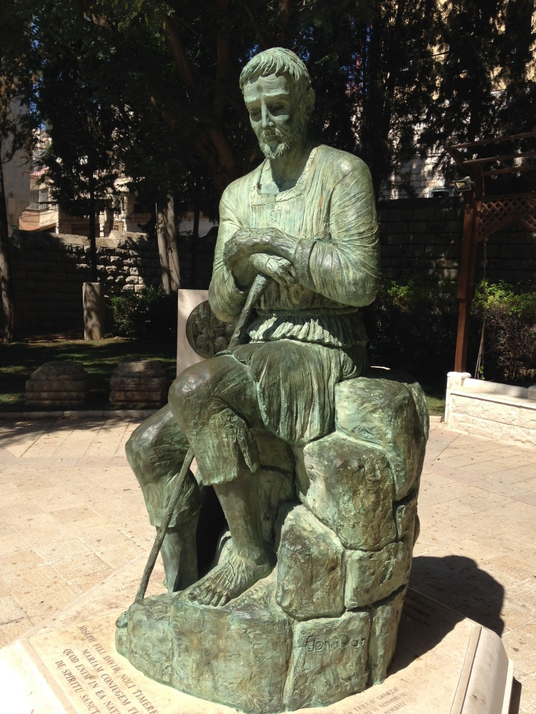 Statue of Joseph