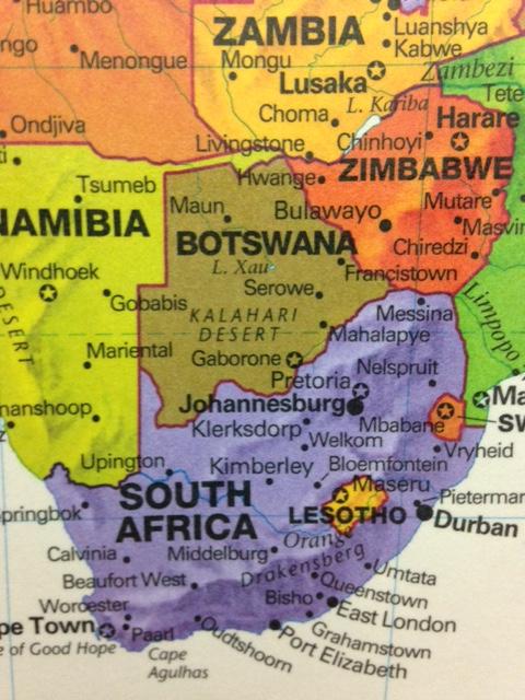 Pretoria, South Africe 2015-2018